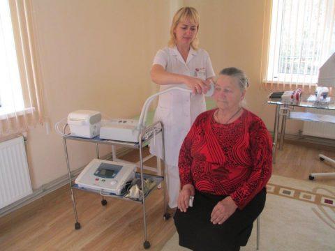 Een zorgcentrum in Balti, Moldavië