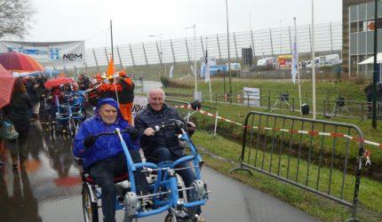 Start fietsmaatje Leiden (2)