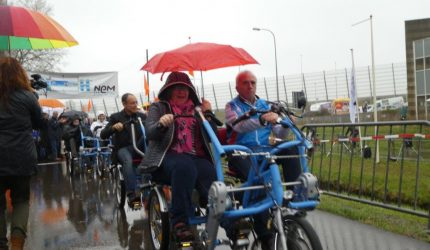 Start fietsmaatje Leiden (3)