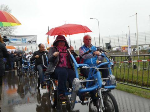 Start Fietsmaatje in Leiden