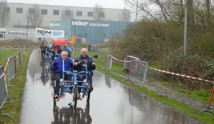 Start fietsmaatje Leiden (4)