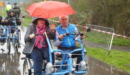 Start fietsmaatje Leiden (5)